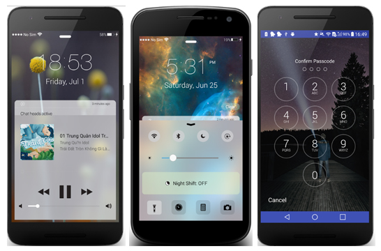 Cara Merubah Tampilan Android Menjadi Iphone Tanpa Root