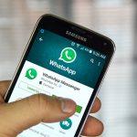 hapus pesan di WhatsApp
