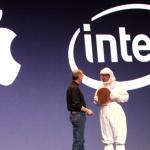 kerjasama dengan Intel