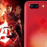 OnePlus 6 edisi Avengers Infinity War