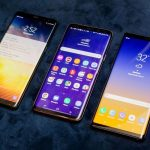 Galaxy Note 9, Galaxy S9, dan Galaxy S9 Plus