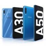 Galaxy A50 dan Galaxy A30