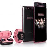 Samsung Galaxy A80 Edisi Blackpink