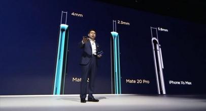 Resmi Meluncur, Ini Spesifikasi Huawei Mate 20 dan Mate 20 Pro