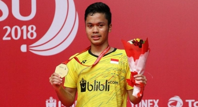 VIRAL! Anthony Ginting Jadi Trending Topic Twitter Indonesia