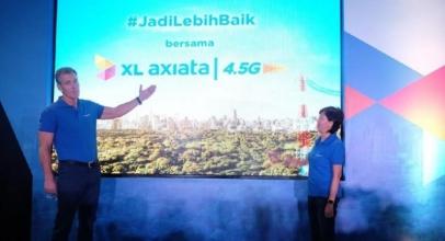 Tahun 2019, XL Axiata Bakal Perkuat Jaringan 4G di Sumatera