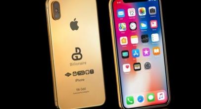 Dilapisi Emas, iPhone 2018 Dibanderol Rp 1,8 Miliar
