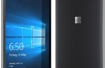 Microsoft Lumia 650, Setia Teknologi ClearBlack Display