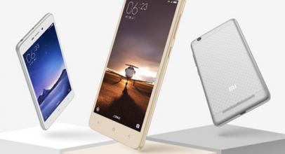 Tebus Xiaomi Redmi 3 Cuma Rp 152.083,- per Bulan