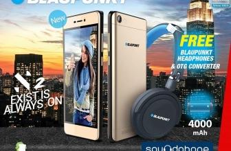 Blaupunkt SoundPhone S2 Miliki Multimedia yang Apik