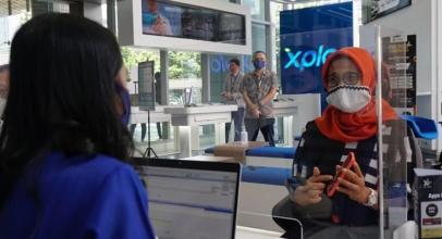 XL Corner: Tata Cara Baru di Gerai XL Center