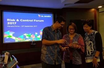 XL Axiata Gelar Risk & Control Forum 2017