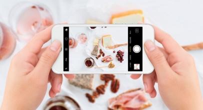 Berita XL: 6 Cara Foto Makanan Tampil Keren di Instagram