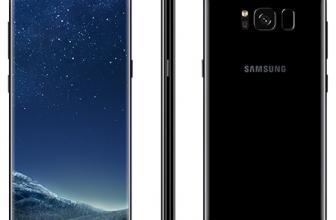 Kecenya Desain Eksterior Samsung Galaxy S8
