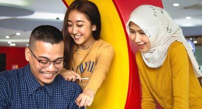 IM3 Ooredoo Gelar Beragam Hadiah dalam Rangka HUT Indosat ke 52