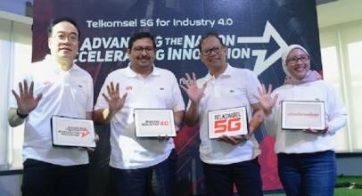 Telkomsel Uji Coba 5G di Batam