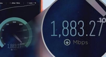 Smartfren Uji Coba 5G, Tembus 1,8 Gbps