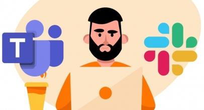 XL Corner: Pilih Aplikasi Pekerjaan Microsoft Teams atau Slack?