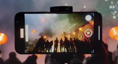 XL Corner: Bikin Film dengan iPhone 12 Pro Max sambut Imlek