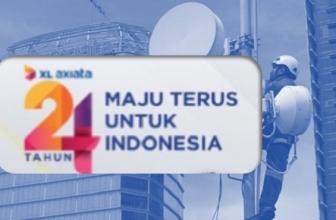 XL Corner: HUT XL Axiata Ke-24 Terus Lahirkan Layanan Inovatif Demi Indonesia Maju