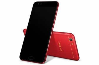 Oppo F3 Red Edition Resmi Hadir di Jaringan Online-Offline Pasar Smartphone