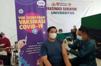 Vaksinasi Axis untuk Pelajar dan Mahasiswa