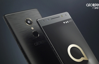 Alcatel 5 Usung Dual-camera Selfie