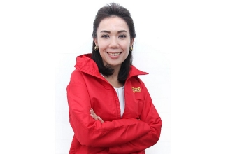 Natasha Nababan, Chief Legal & Regulatory Officer Indosat Ooredoo