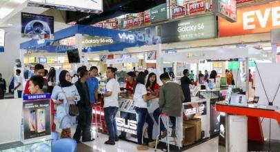 Pasca Lebaran, Penjualan Smartphone Kembali Ramai