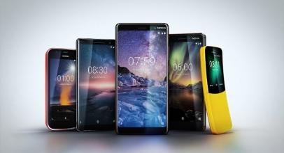 Survei: Ponsel Nokia Lebih Laris Dibanding Asus dan Lenovo