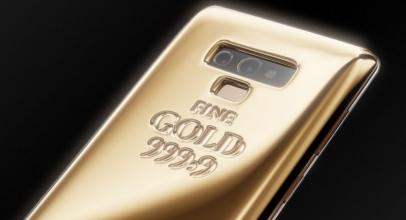 Samsung Galaxy Note 9 Berpunggung Emas Ini Dibanderol Rp 800 Jutaan