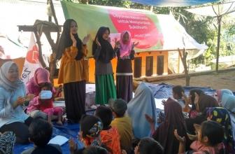 Indosat Ooredoo Terjunkan Mobil Klinik di Sukabumi