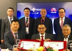 Telkomsel dan Huawei Luncurkan Solusi CloudAIR 2.