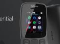 HMD Global Luncurkan Feature Phone Nokia 106 (2018)
