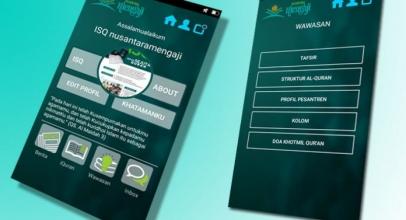 Ngaji di Ponsel Bersama Aplikasi Nusantara Mengaji