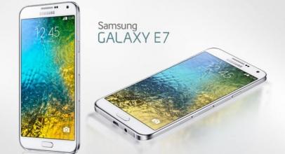 Harga Samsung Galaxy E7 Baru dan Bekas (Second) Terbaru 2019