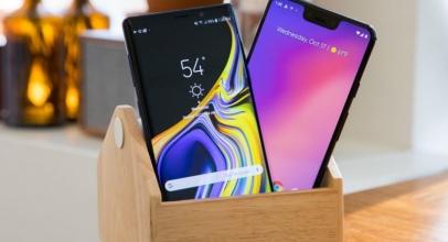 Smartphone Layar Lebar Terbaik Sepanjang 2018