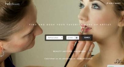 HelloBeauty, Aplikasi Layanan Kecantikan Pertama di Indonesia
