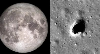 Pertama Kalinya, NASA Temukan Molekul Air di Bulan