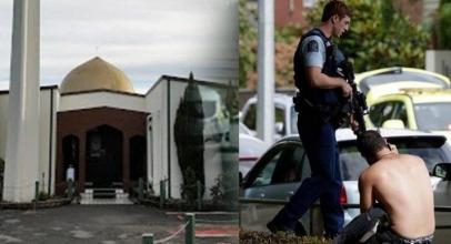 Netizen Kecam Aksi Penembakan Brutal di Masjid Selandia Baru