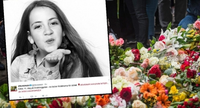 Inilah Ebba Akerlund, Sosok Yang Dijadikan Dalih Teroris di Selandia Baru