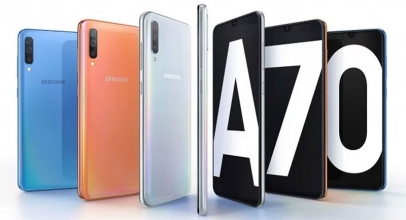 Samsung Galaxy A70 Resmi Melenggang di Indonesia