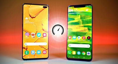 Review: Membandingkan Samsung Galaxy S10 Plus VS Huawei Mate 20 Pro