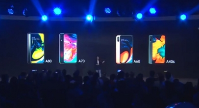 Samsung Resmi Luncurkan Galaxy A60 dan Galaxy A40s