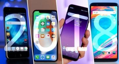 Top 5 Vendor Smartphone Global Q1 2018 Versi Gartner