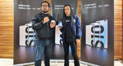 Tips Bikin Video Keren Dengan Samsung Galaxy S10 ala Jay Subyakto