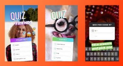 InstagramLuncurkan Fitur Stiker Kuis Untuk Stories