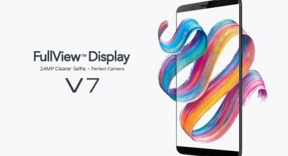 Review Vivo V7: Usung FullView Display dan Kamera Selfie 24 MP