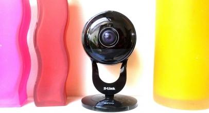 """Review: Kamera D-Link DCS 2630L, Si """"Mata-mata"""" Satu """"Mata"""""""