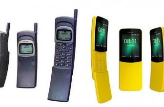 Nokia Pisang Jadul VS Jaman Now